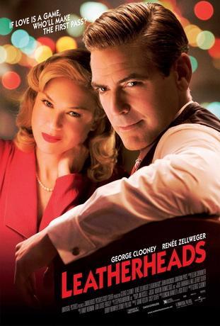 Любовь вне правил / Leatherheads (2008) DVDRip