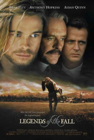 Легенды осени / Legends of the Fall (1994) DVDRip