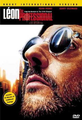 Леон [Режиссерская Версия] / Leon [Director's Cut] (1994) DVDRip Режиссёрская версия