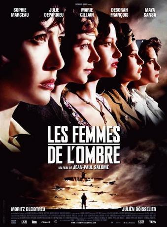 Женщины агенты / Les Femmes de l'ombre (2008) DVDRip