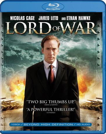 Оружейный барон / Lord of War (2005) BDRip