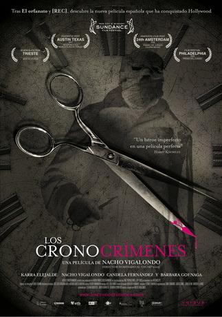 Преступления в другом времени / Los Cronocrimenes (2007) DVDRip