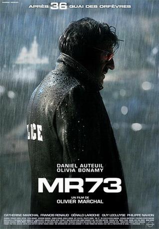 Очень страшный детектив / MR 73 (2008) DVDRip