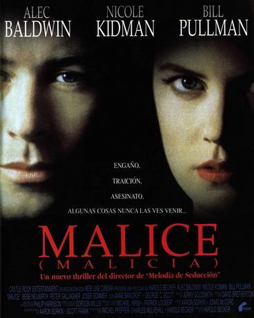 Готова на всё / Malice (1993) DVDRip