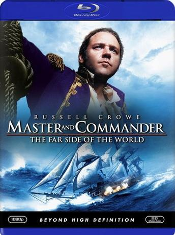 Хозяин морей: На краю Земли / Master and Commander: The Far Side of the World (2003) BDRip
