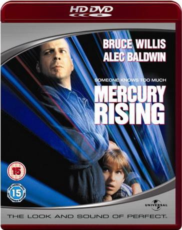 Меркурий в опасности / Mercury Rising (1998) HDRip