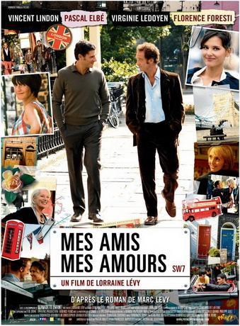 Каждый хочет любить / Mes amis, mes amours (2008) DVDRip