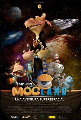 Миссия на Мокленд / Mision en Mocland (2008) DVDRip