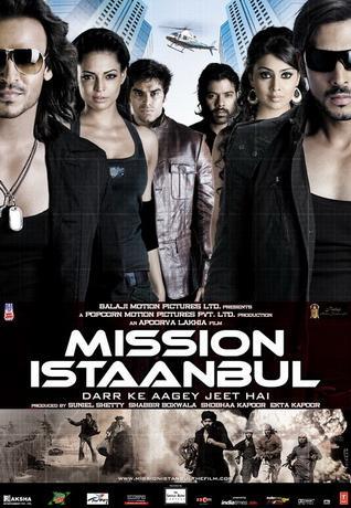 Миссия Стамбул / Mission Istaanbul (2008) DVDScr
