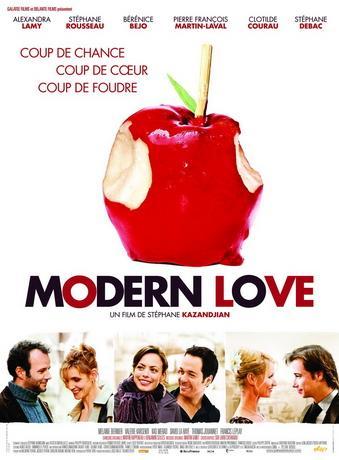 Реальная любовь 2 / Modern Love (2008) DVDRip