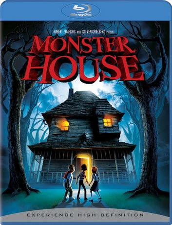 Дом - монстр / Monster House (2006) BDRip