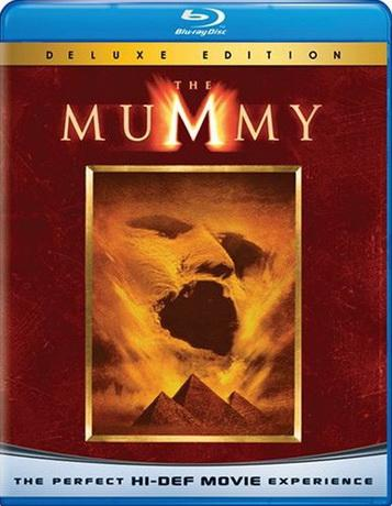 Мумия / The Mummy (1999) BDRip