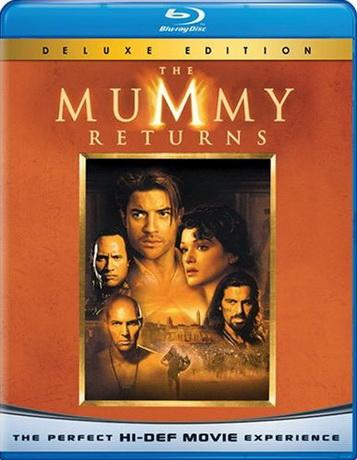 Мумия возвращается / The Mummy Returns (2001) BDRip