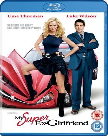 Моя супер-бывшая / My Super Ex-Girlfriend (2006) BDRip