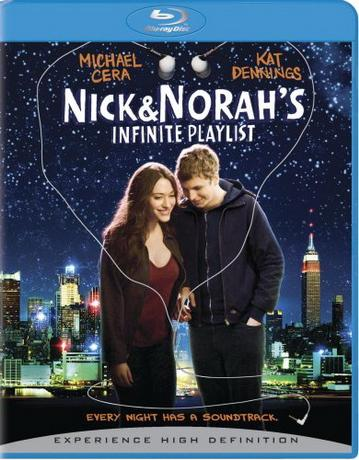 Будь моим парнем на пять минут / Nick and Norah's Infinite Playlist (2008) BDRip
