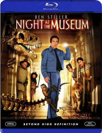Ночь в музее / Night at the Museum (2006) BDRip