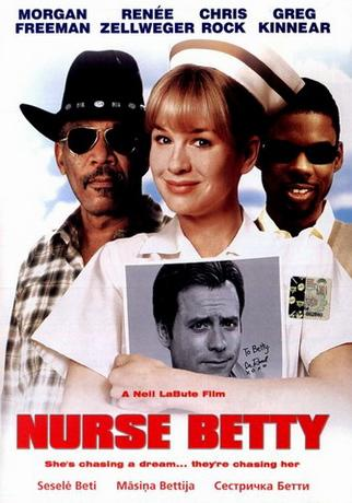 Сестричка Бетти / Nurse Betty (2000) DVDRip
