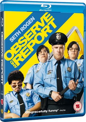Типа крутой охранник / Observe and Report (2009) BDRip