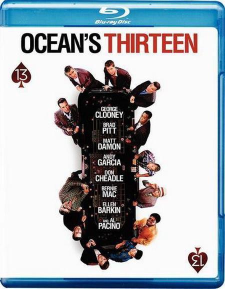 Тринадцать друзей Оушена / Ocean's Thirteen (2007) BDRip