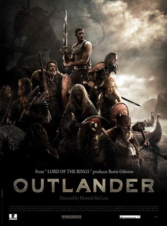 Викинги (Пришелец) / Outlander (2008) BDRip