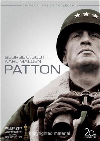 Паттон / Patton (1970) DVDRip