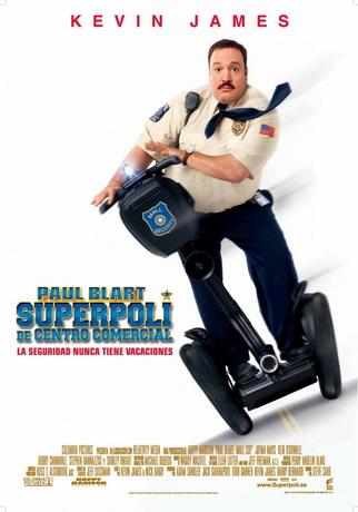 Герой супермаркета / Paul Blart: Mall Cop (2009) DVDRip