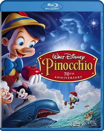 Пиноккио / Pinocchio (1940) BDRip