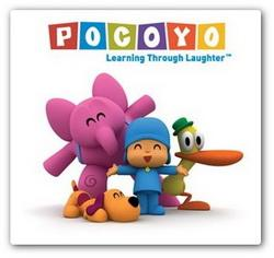 Покоё и друзья / Pocoyo and friends DVDRip
