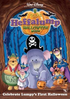 Винни Пух и Слонотоп Хэллоуин / Pooh's Heffalump Halloween Movie (2005) DVDRip