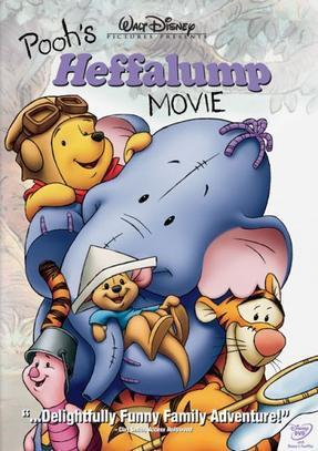 Винни и Слонотоп / Pooh's Heffalump Movie (2005) DVDRip
