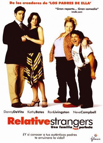 Странные родственники / Relative Strangers (2006) DVDRip