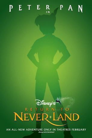 Питер Пэн 2: Возвращение в Нетландию / Return to Never Land (2002) DVDRip