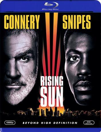 Восходящее солнце / Rising Sun (1993) BDRip