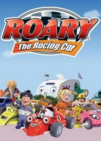 Рори - гоночная тачка / Roary the Racing Car (2007) DVDRip