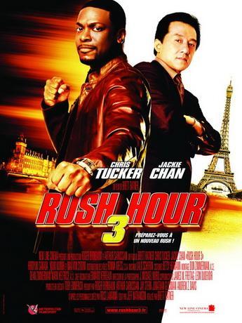 Час пик 3 / Rush Hour 3 (2007) DVDRip