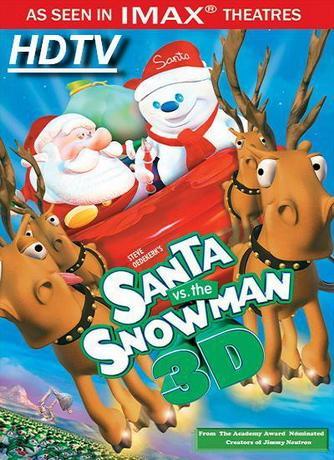 Санта против Снеговика / Santa vs. the Snowman 3D (2002) HDTV