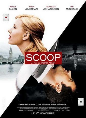 Сенсация / Scoop (2006) DVDRip