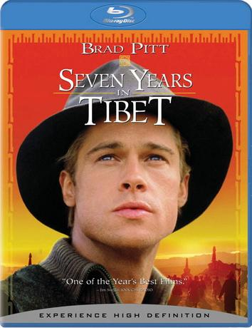 Семь лет в Тибете / Seven Years in Tibet (1997) BDRip