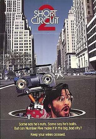 Короткое замыкание 2 / Short Circuit 2 (1988)