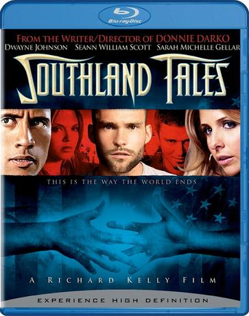 Сказки юга / Southland Tales (2006) BDRip