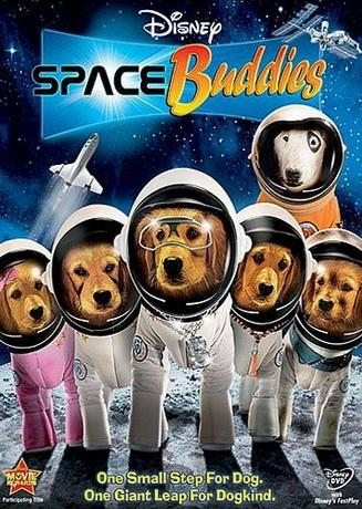 Космические друзья / Space Buddies (2009) DVDRip