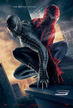 Человек-паук 3: Враг в отражении / Spider-Man 3 (2007) DVDRip