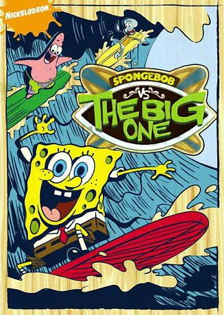 Губка Боб против Громадины / SpongeBob vs. the Big One (2009) DVDRip