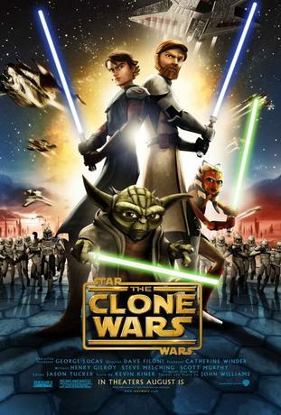 Звездные войны: Войны Клонов / Star Wars: The Clone Wars (2008) BDRip