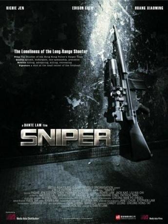 Снайпер / Sun cheung sau (2009) DVDRip