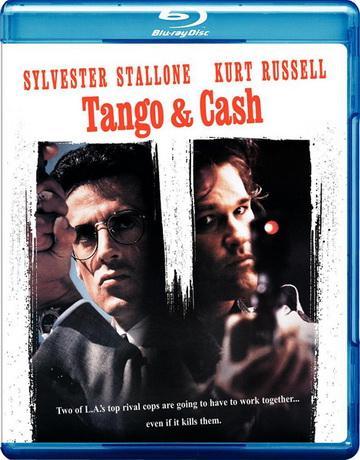 Танго и Кэш / Tango & Cash (1989) BDRip
