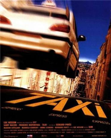 Такси / Taxi (1998) DVDRip