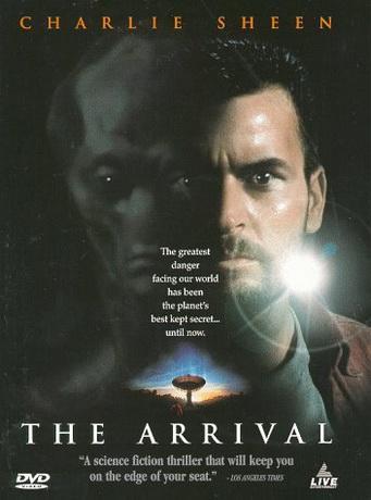 Прибытие / The Arrival (1996) DVDRip
