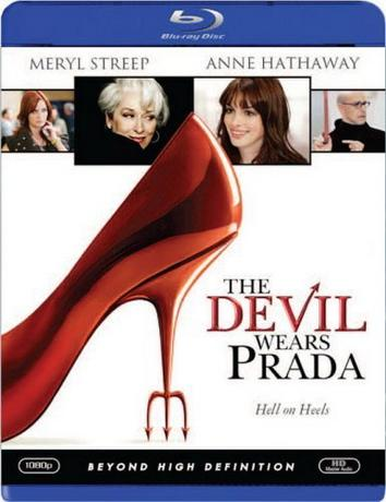 Дьявол носит «Prada» / The Devil Wears Prada (2006) BDRip