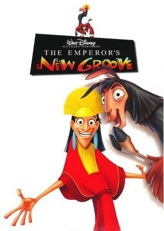 Похождения императора / The Emperor's New Groove (2000) DVDRip